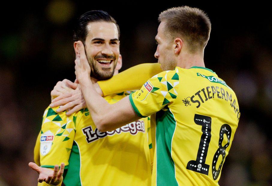 Norwich City Vrancic Stiepermann
