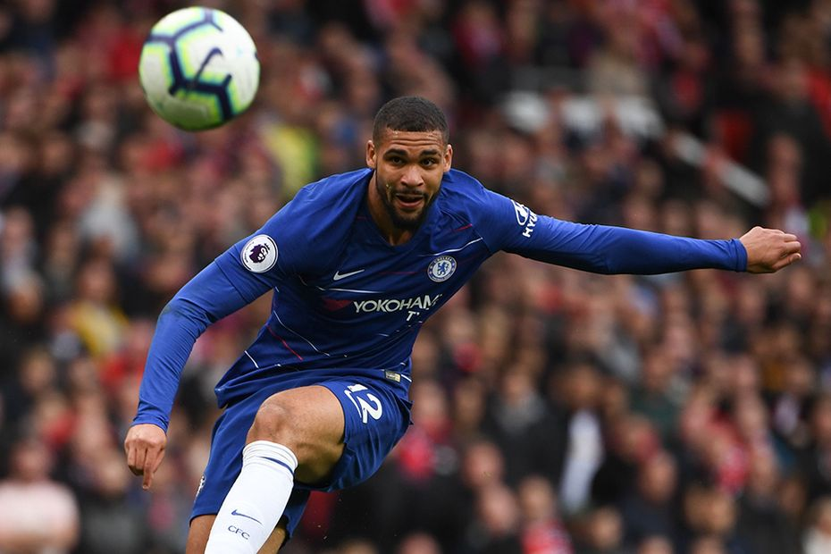 Image result for loftus cheek""