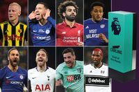 Watch April's Carling Goal of the Month contenders