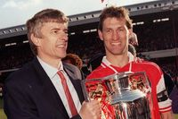 Celebrate Tony Adams' birthday with his crowning moment for Arsenal