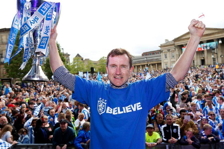 Dean Hoyle, Huddersfield