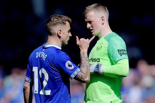 Everton V Burnley, 2018/19