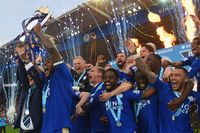 On this day - 7 May 2016: Leicester lift PL Trophy