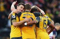 Classic match: Arsenal's late win at Burnley