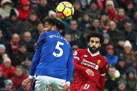 Flashback: Salah leaves Everton trailing