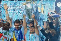 Final-day title finales: Man City, 2011/12