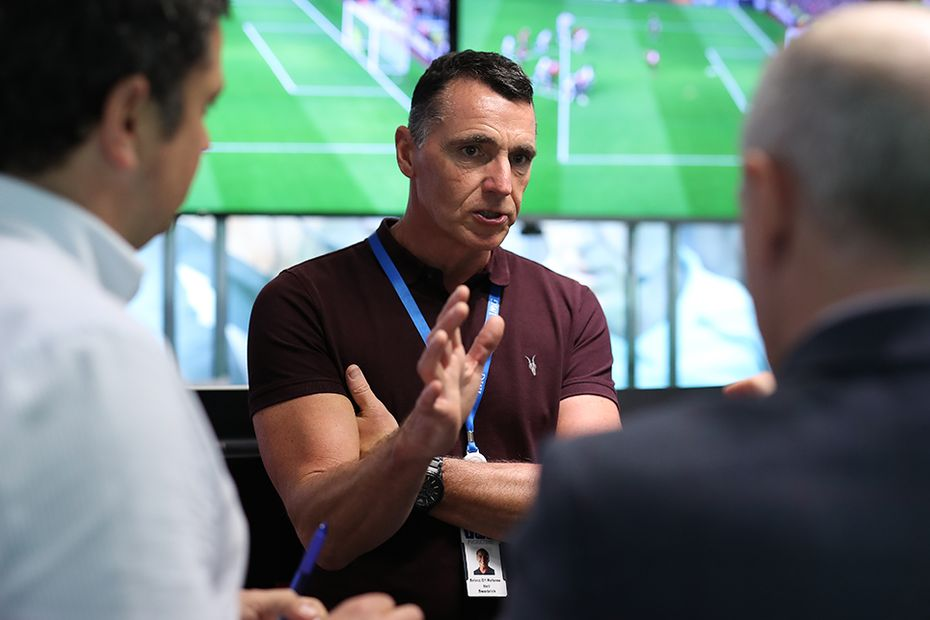 Neil Swarbrick in the VAR Hub
