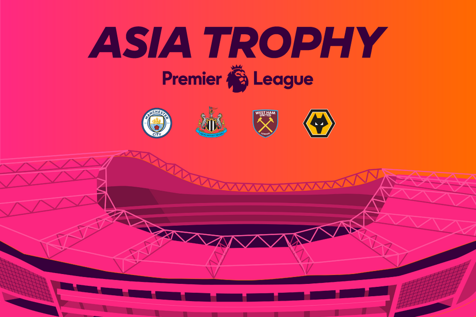 2019 Asia Trophy