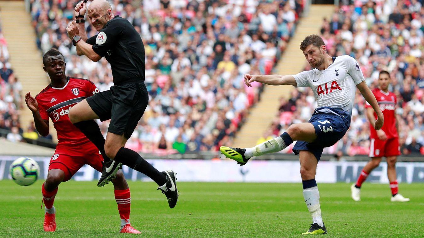 Tottenham Hotspur 3-1 Fulham