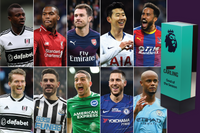 2018/19 Goal of the Season nominees