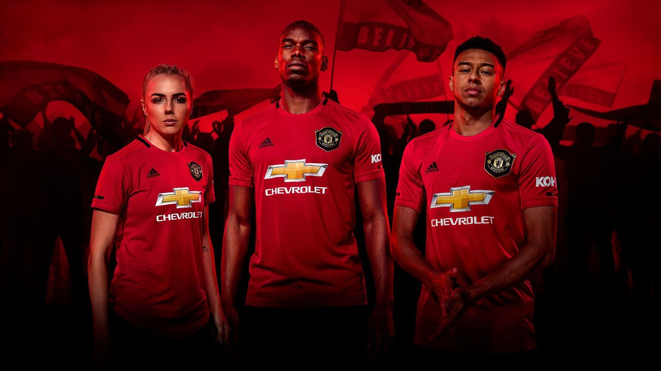 brand new 067a0 a0842 Premier League kits for the 2019/20 season