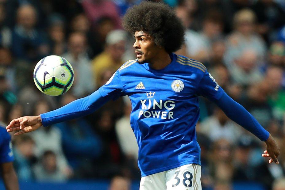 Hamza Choudhury Leicester City