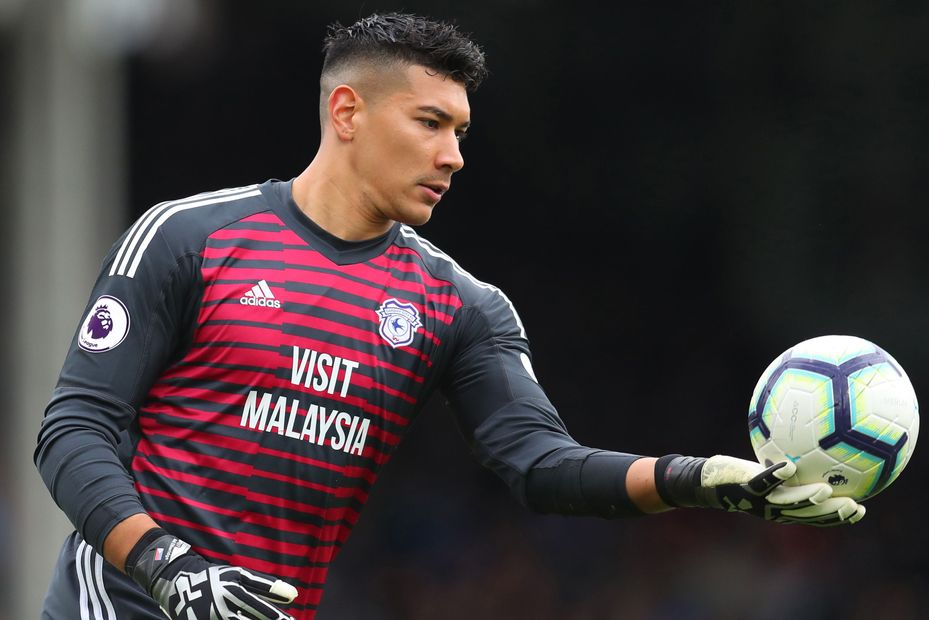 Neil Etheridge, Cardiff City