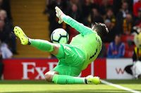 Best saves in Matchweek 38