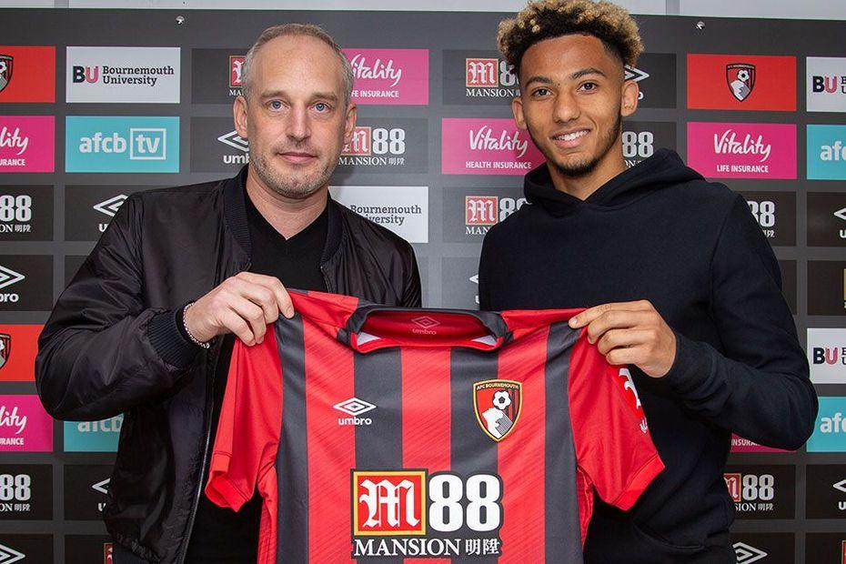 Lloyd Kelly, AFC Bournemouth