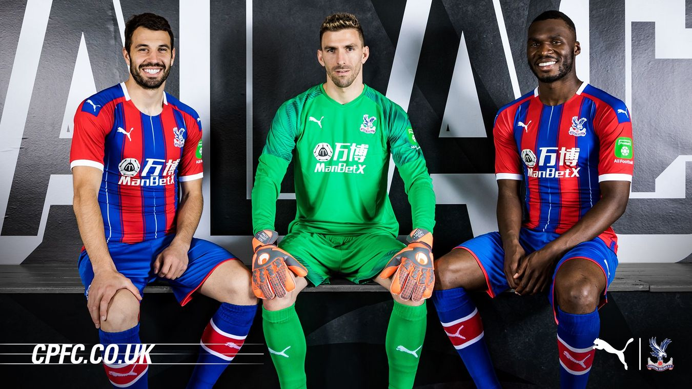 low priced d5fa1 7259b Premier League kits for 2019/20