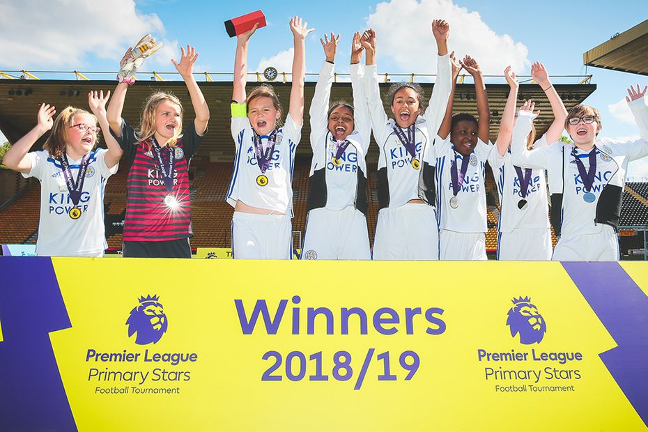 Premier League Primary Stars Football Tournament 2019