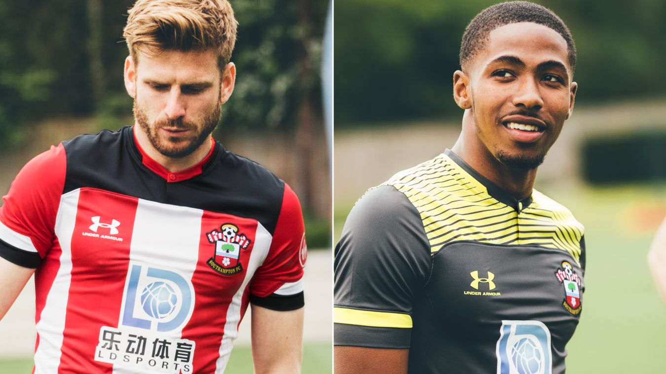 Southampton home and away