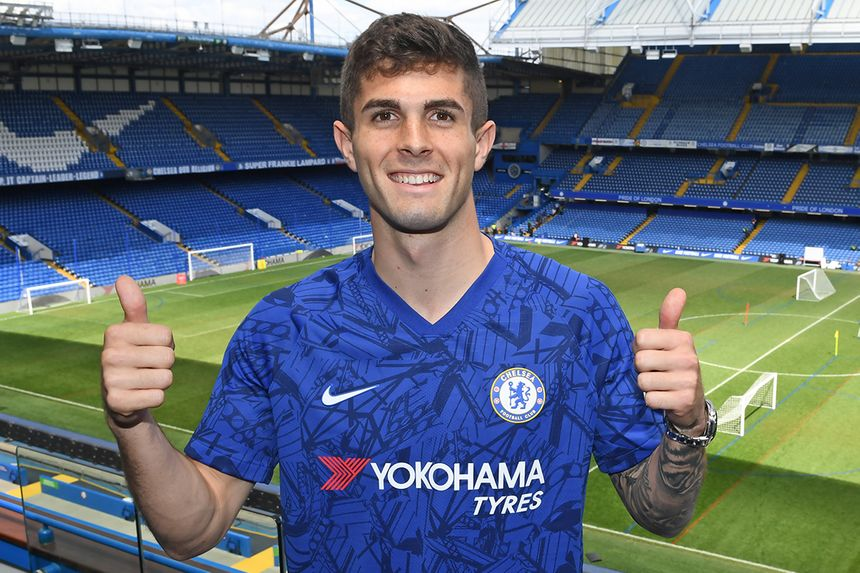 Christian Pulisic joins Chelsea