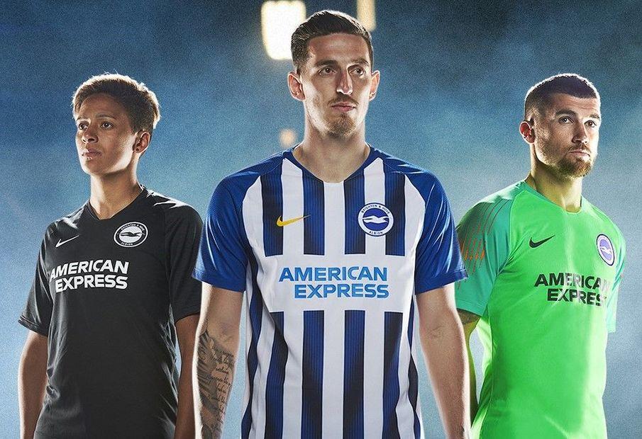 03ba725c0 Premier League kits for the 2019 20 season