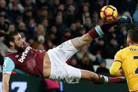 Iconic Moment: Carroll's overhead kick