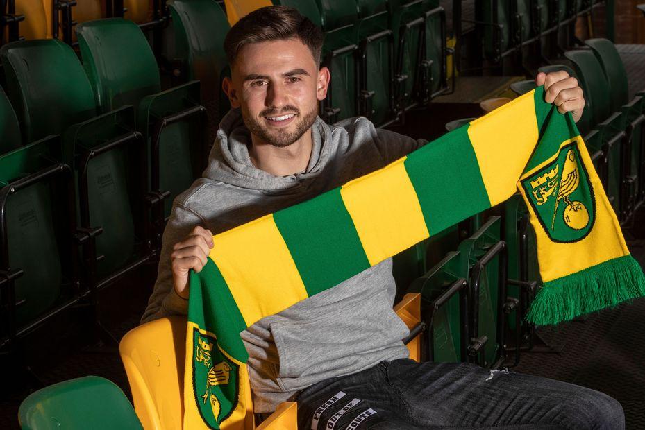 Patrick Roberts, Norwich City