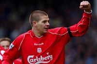 Celebrate Gerrard's birthday with his cracker at Everton
