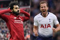 Liverpool and Spurs' best PL goals in 2018/19