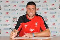 On this day - 4 Jun 2015: Milner joins Liverpool