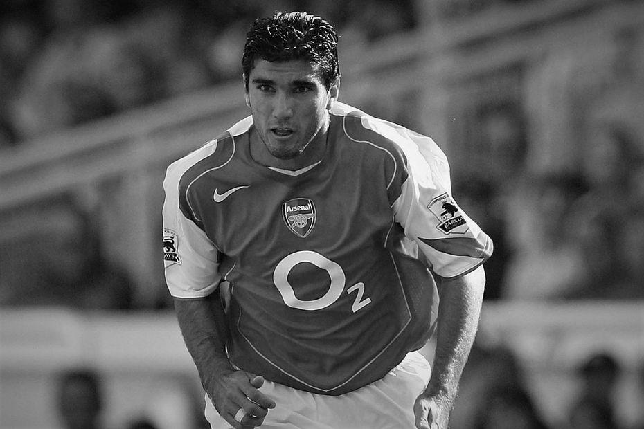 Jose Antonio Reyes, Arsenal black-and-white