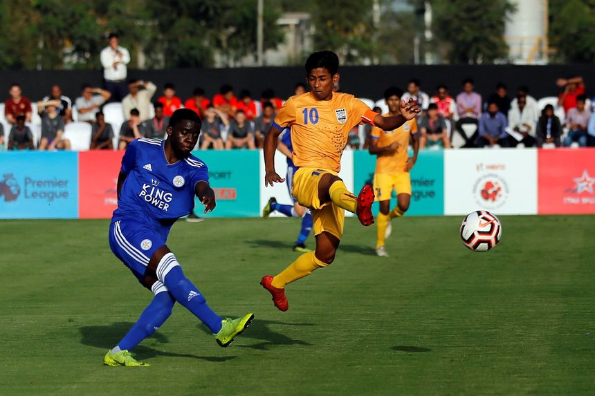 TIPL - Match Mumbai FC v Leicester City