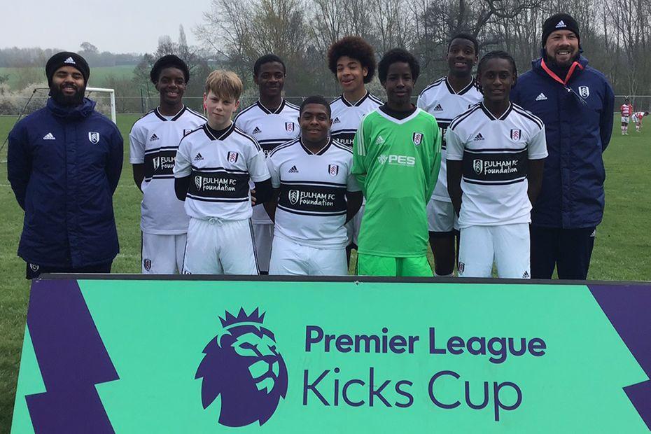 Fulham, PL Kicks