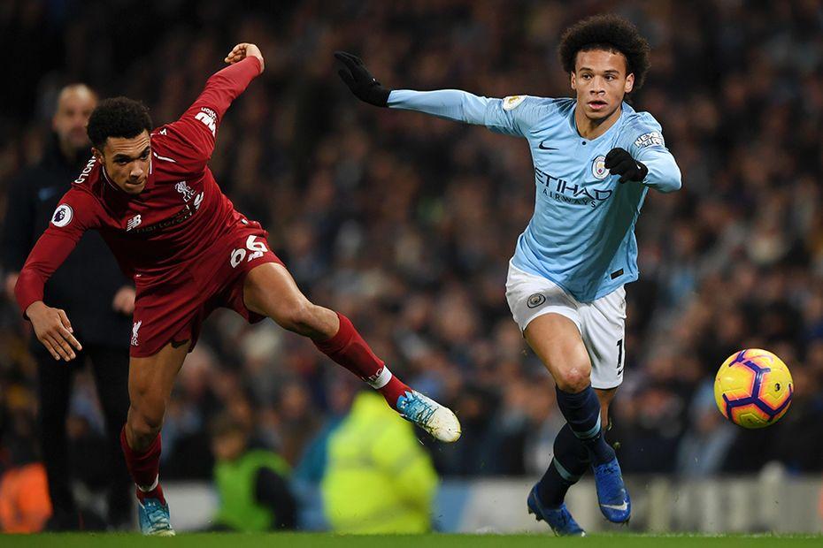 Man City v Liverpool, TIPL