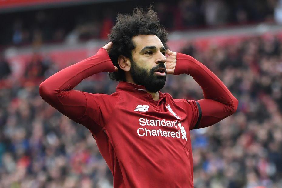 Salah has thus far scored 16 goals in the Premier League this season.