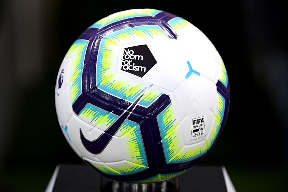 No Room For Racism 2018/19 Premier League ball