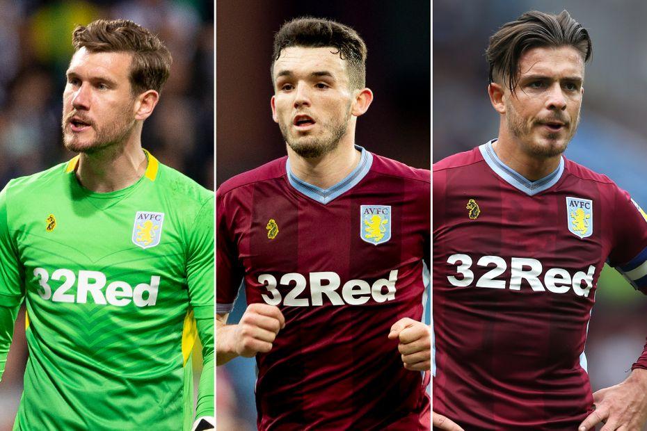 Aston Villa composite