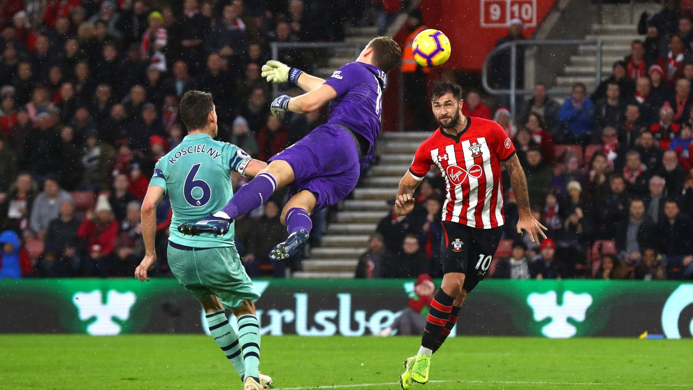 Austin punishes Leno's mistake to give Saints the three points