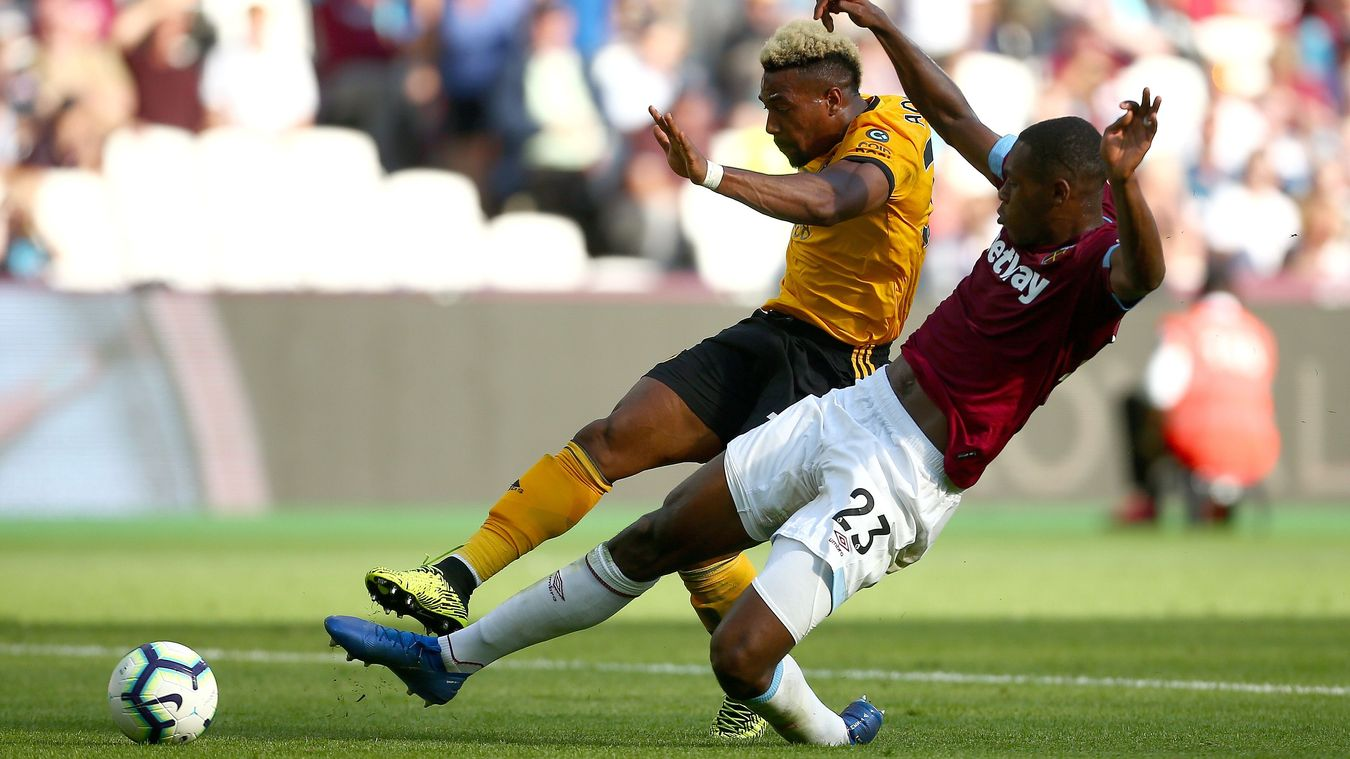 Adama strikes in injury-time to sink the Hammers