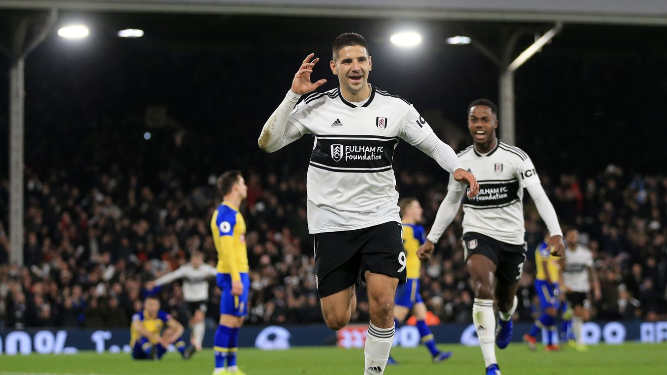 Aleksandar Mitrovic was the star of the show as Fulham downed the Saints at the Cottage