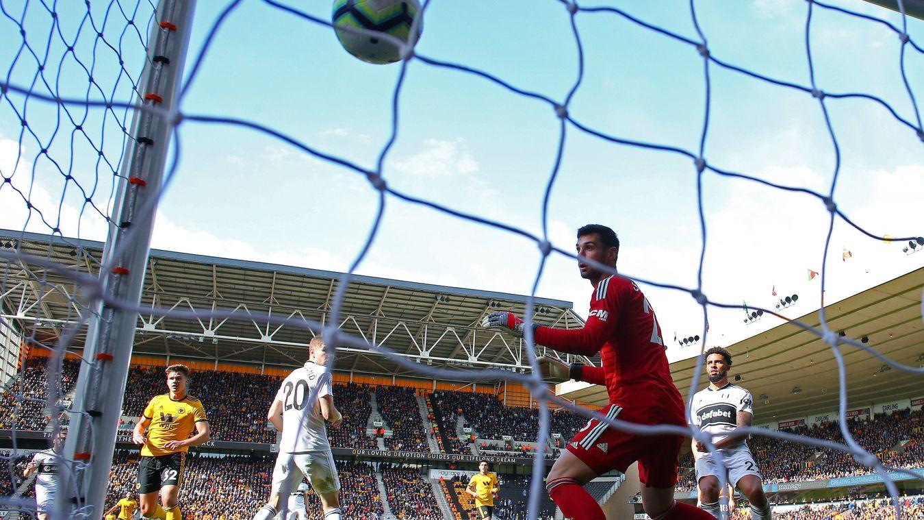 Leander Dendoncker scores the only goal of the game