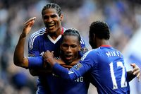 Iconic Moment: Drogba hat-trick as Chelsea hit six on opening day