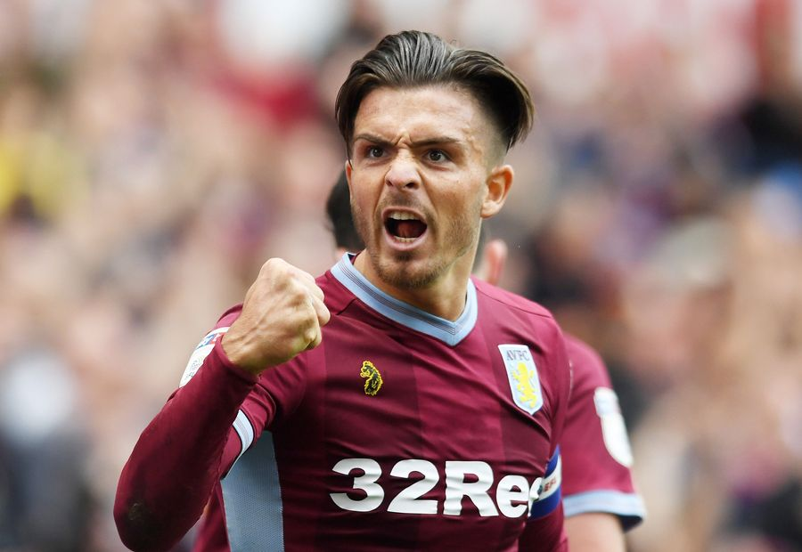 Jack Grealish, Aston Villa