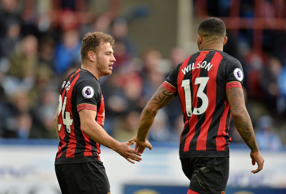 Ryan Fraser and Callum Wilson, AFC Bournemouth