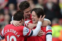 Goal of the day: Rosicky finishes brilliant move