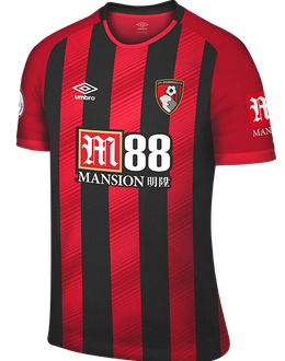Bournemouth home kit, 2019-20