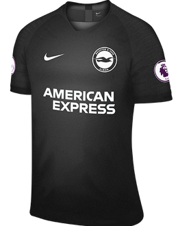Brighton away kit, 2019-20