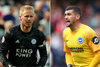Kasper Schmeichel and Mat Ryan