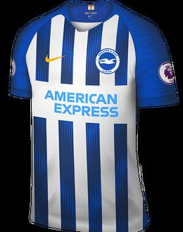 Brighton home kit, 2019-20