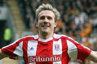 Goal of the day: Lawrence lets fly for Stoke