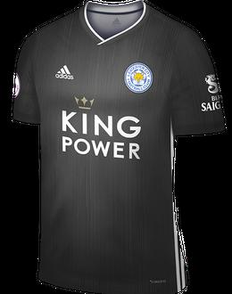 Leicester third kit, 2019-20